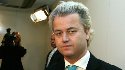 foto van Geert Wilders | Frank van den Berg