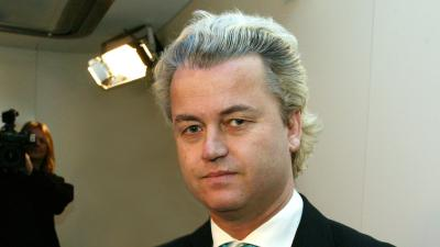 foto van Geert Wilders   fbf archief