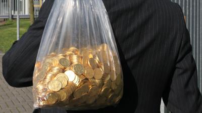 Nederlander heeft gemiddeld € 35 op zak