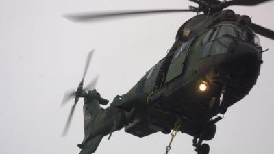 Turkse legerhelikopter maakt 'noodlanding' in Griekenland