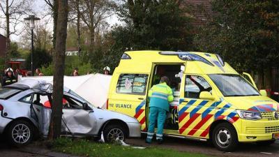 Inhaalactie Zuidlaren leidt tot zwaar ongeval en gewonde