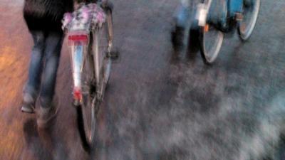 foto van gladde wegen | fbf