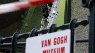 Dief Van Gogh-roof dook onder bij Patrick Kluivert