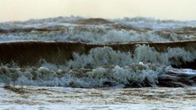 Vloedgolf treft stranden Zandvoort en Noordwijk