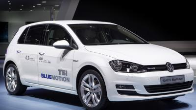 Golf nu ook verkrijgbaar met hypermoderne driecilindermotor