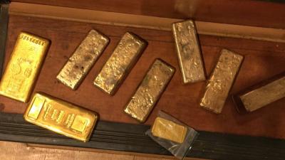 FIOD verdenkt echtpaar van fraude met goud