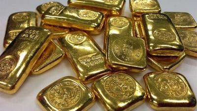 Goudhandel gesloten aan de Eerste van Swindenstraat