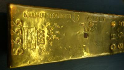 100 kilo zware gouden munt gestolen