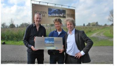 Foto gouden film voor De Nieuwe Wildernis