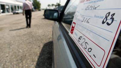 foto van autohandelaar | fbf