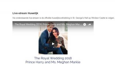 Harry & Meghan krijgen titel hertog en hertogin van Sussex