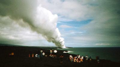 Hawaï getroffen door zware aardbevingen