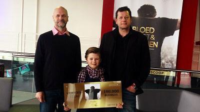 Gouden Film voor Bloed, Zweet & Tranen