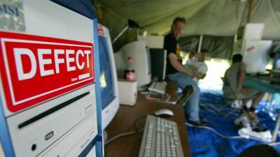 foto van DDoS-aanval | fbf