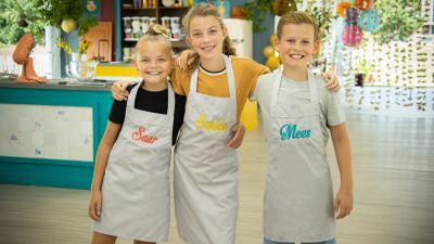 heel holland bakt kids