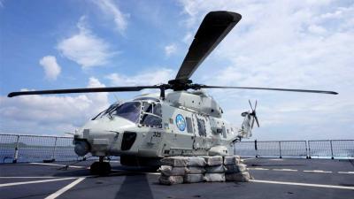 Marine stopt go-fast boot en haalt 600 kilo cocaïne uit zee