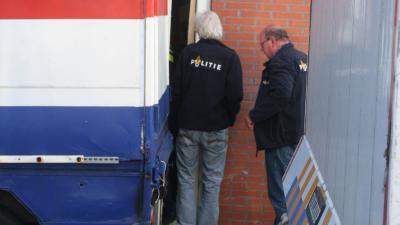 Drie mannen aangehouden bij ontruiming hennepstekkerij Groningen