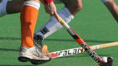 Foto van hockey   Archief EHF