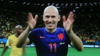 WK, Oranje, voetbal