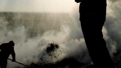 Hooibrand grotten Cannerberg geblust