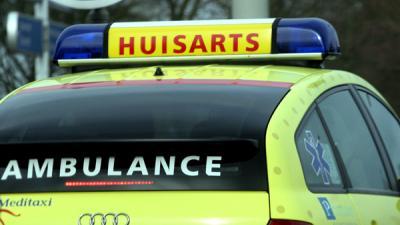 Foto van ambulance huisarts | Archief EHF