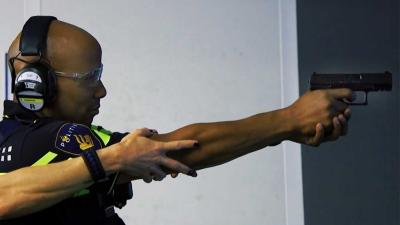 Humberto Tan draait dagje mee met de politie Utrecht