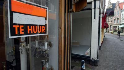 foto van leegstand kantoren | fbf