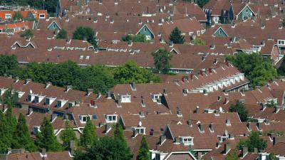Huurprijzen in Amsterdam nog nooit zo hoog