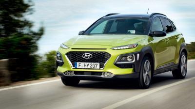 Hyundai onthult nieuwe SUV: de KONA