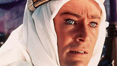 Foto van Peter O'Toole | Peter O'Toole in Lawrence of Arabia (1962)