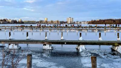 ijs-schaatsers
