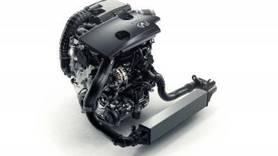 INFINITI presenteert VC-T motor met variabele compressieverhouding