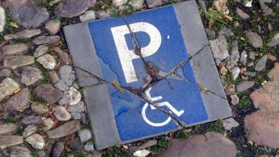 Invalide man mishandeld na opmerking over parkeren op invalideplek
