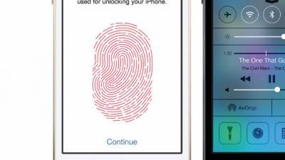foto van iPhone 5S | Apple