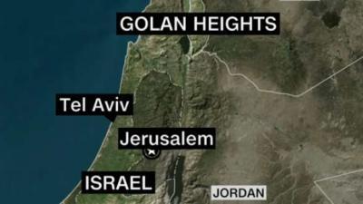 Iran vuurt raketten af op Israël