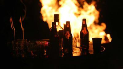 jaarwissel-drank-vuur