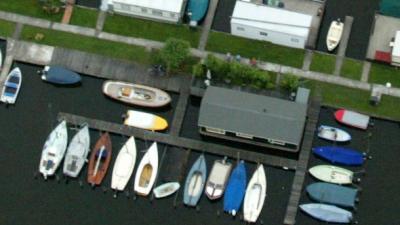 Vermiste man in water jachthaven gevonden