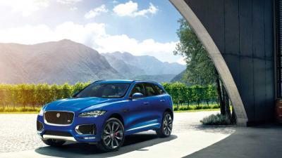 Jaguar F-PACE is de beste en mooiste auto ter wereld