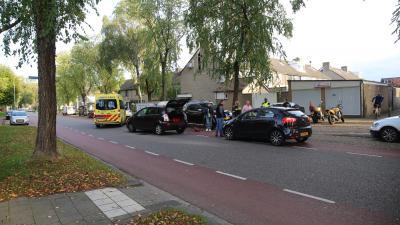 Hulpdiensten bij ongeval