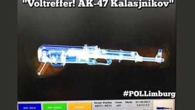 Kalasjnikov aangetroffen bij huiszoeking woning Maastricht