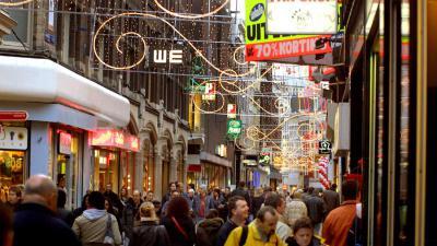 'Economie in derde kwartaal 2015 met 0,1 procent gegroeid'