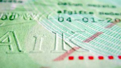 Foto van kentekenbewijs auto | Archief EHF