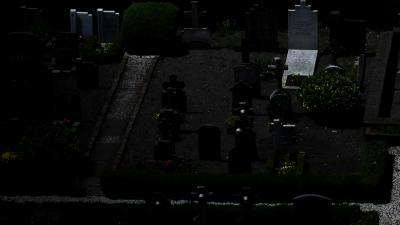 kerkhof-donker