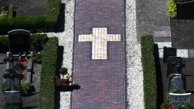kerkhof-kruis