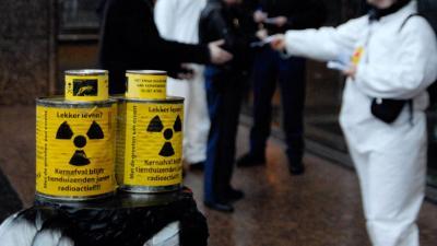 foto van kernafval | fbf