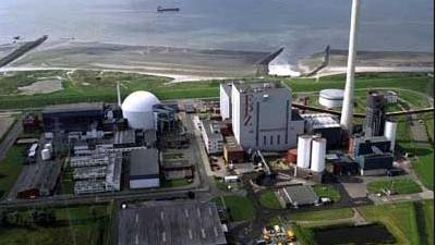 Foto van kerncentrale Borssele | BON