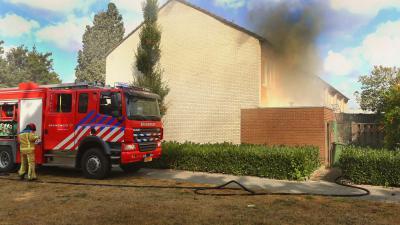 Vergeten pannetje wordt keukenbrand in Geldrop