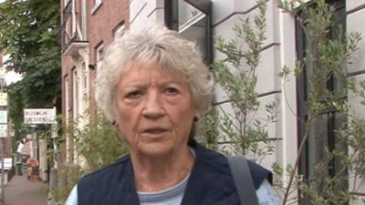 Kitty Courbois (79) overleden