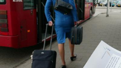 Personeel KLM start petitie tegen staking Air France