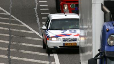 foto van achtervolging politie | fbf archief